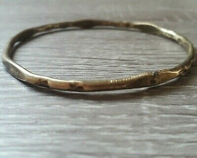 Ancient Bracelet Roman Medieval Unique Very Rare Antique Old Collection Jewelry