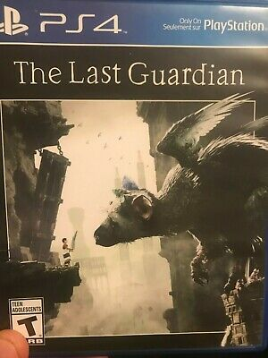 The Last Guardian - PS4 Like New