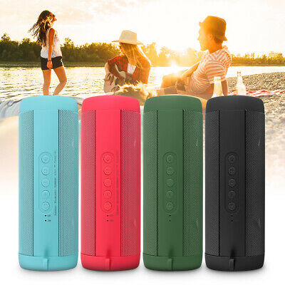 Rechargeable 40W Portable Wireless bluetooth Outdoor Stereo Speaker