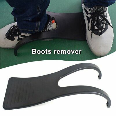 Heavy Duty Boot Puller Shoe Foot Jack Scraper Cleaner Remover for Wellington D@