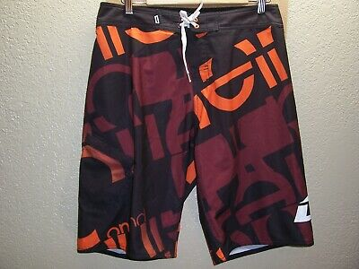 "ONE INDUSTRIES Mens 32"" Waist Boardshorts Combine ship Discount"