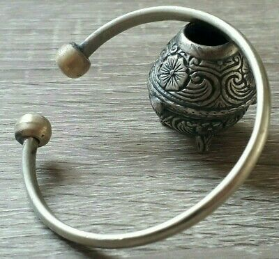 Antique Warrior Bracelet Roman Medieval Style Old Very Rare Fabulous Quality