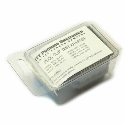IC Test Clip 3925-0 Gold Plated Contacts 1 Contacts Pack of 2 3925 Series 3925-0