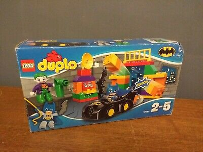 Lego Duplo Set 10544 The Joker Challenge 2 Figures Joker & Batman 100% Complete