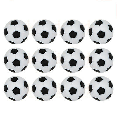 Foosball Ball Fussball Ball Replacement for Soccer Table Game 32mm/1.26 8PCS LU7