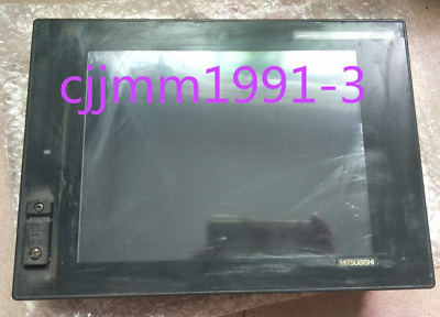 1PC USED Mitsubishi touch screen GT1575-VNBA