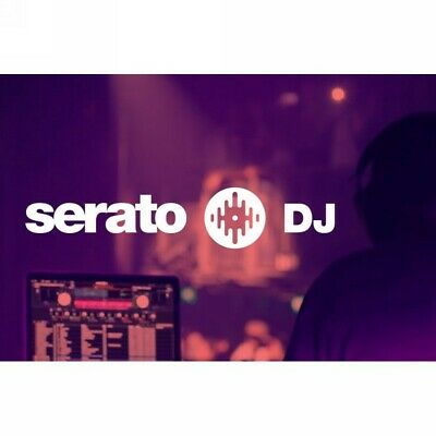 Serato DJ Pro Software (scratchcard)
