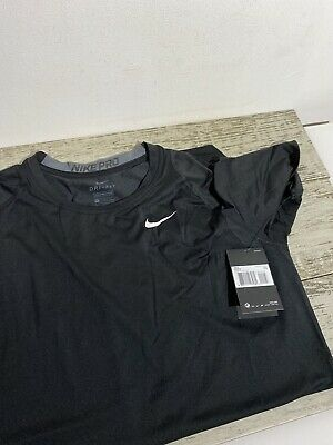 Nike Pro Compression Dri Fit Gym/Training Top Xxl 933316-010