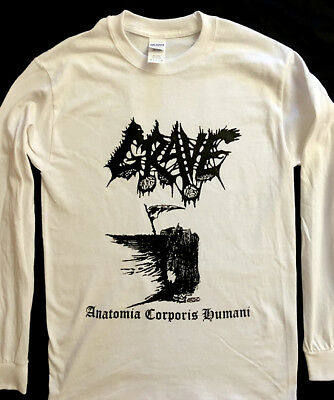 GOREFEST T shirt Death Metal DISMEMBER Napalm Terrorizer ENTOMBED CARCASS S XL