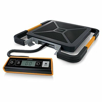 Dymo 1776113 S400 Scale, 400Lb Digital Shipping Scale, Usb Connectivity