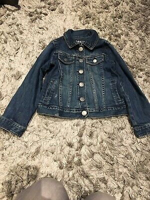 Baby Gap Blue Denim Jacket - Age 5yrs