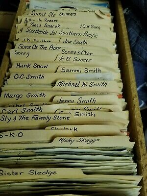 """SALE!! Lot of 200 ~45's Vinyl Records 7"""" 45 rpm 50s 60s 70s JUKEBOX! MOSTLY POP"""