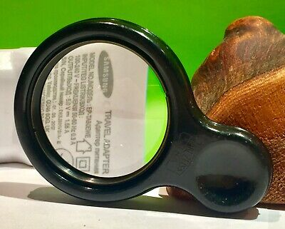 Carl Zeiss Jena Handlupe magnifying Glass Loupe Magnifier Rare Antique