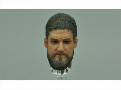 BY-ART G01 1/12 Scale Ancient Greece Warrior KING OF SPARTA Head Sculpt