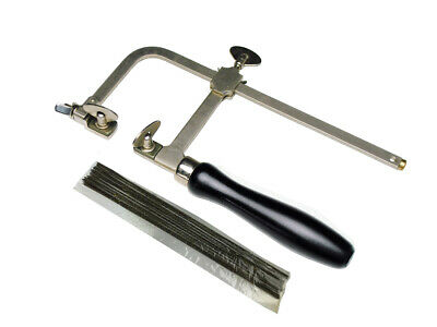 Proops Jewellers Piercing Saw Frame and Blade Set. J1435