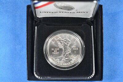 2016 100th Anniversary National Park Service Unc Silver Dollar #891