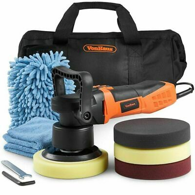 Orbital Car Polisher Kit Dual Action Buffer Detailing Random Polishing Machine