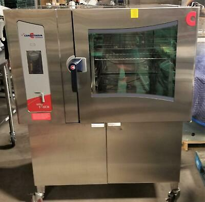 Cleveland Convotherm Oes-6.20 Electric Boilerless Combi Oven ! Tested ! Ck