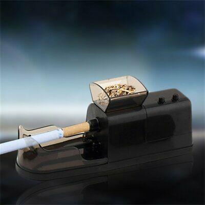 Portable Electric Cigarette Rolling Machine Automatic Injector DIY Mj
