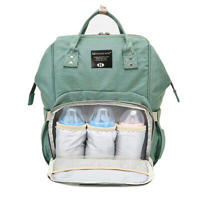 Baby Diaper Bag Multi-Function Travel Backpack Baby Nappy Changing Mommy Bags