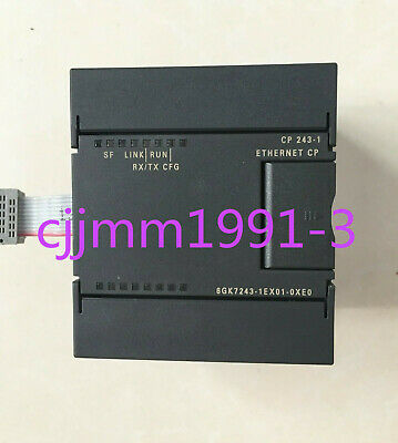 1PC Used Siemens 6GK7 243-1EX01-0XE0 Tested  #Y1