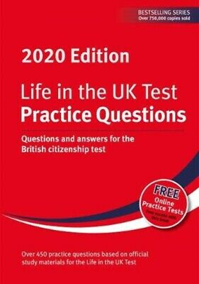 Life In The Uk Test Practice Questions