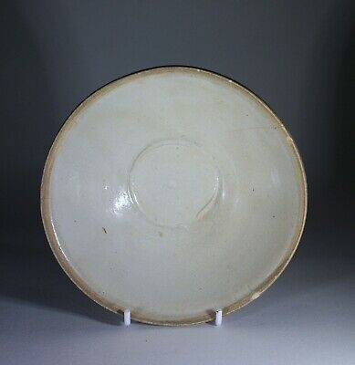 Antique Chinese Qingbai Celadon Glazed Bowl Song Dynasty - Signed