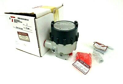 New Marsh Bellofram 968-091-000 Transducer 968091000