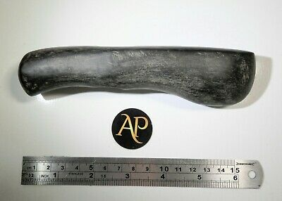 Neolithic Nordic Boat Shaped Hard Stone Polished Battle-Axe