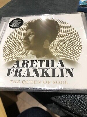 Aretha Franklin - Queen Of Soul (2CD) New Sealed Soul