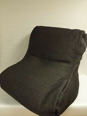 Hearth & Hand with Magnolia Lounge Chair Woven - Charcoal