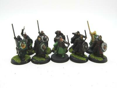 (w5085) Warriors of Rohan Regiment Middle-Earth Hobbit Lord Of The Rings