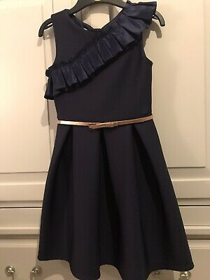 Girls Ted Baker Dress Age 9 Brand New Without Tags