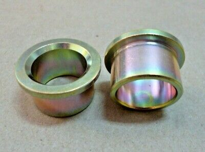 """1-3//8/"""" od Flanged Bushing spacer sleeve 1/"""" id height 1-1//4/"""" flange 1-3//4/"""""""