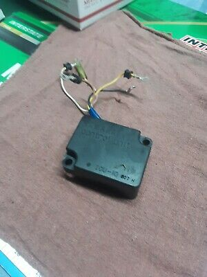 PN 6G5-85590-12-00 fits V6 1988 outboards and Yamaha control  Relay Assembly