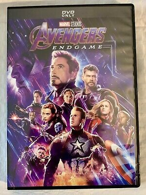 Avengers: Endgame (DVD, 2019)~~AWESOME DEAL~~ FREE SHIPPING!!!