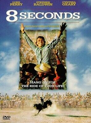 8 SECONDS New Sealed DVD Luke Perry
