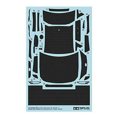 Twill Wave // Extra Fine Tamiya #12682 Detail Up Parts Carbon Pattern Decal