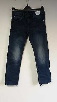 H&M Relaxed Jeans Blue Age 10-11y EU 146cm LN001 MM 13