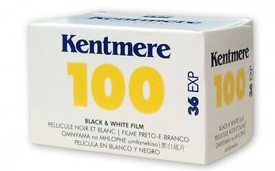 Kentmere (Ilford) 100 - 36 Exposure Film - BRAND NEW