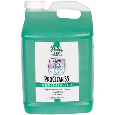 Pro Clean 35 Shampoo Concentrate Professional Dog & Cat Grooming 2.5 Gallon Size