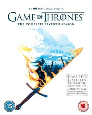 NEW Game Of Thrones Season 7 DVD