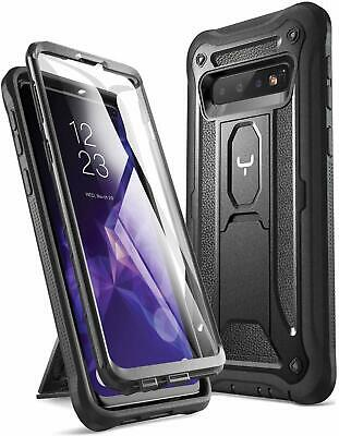 Cell Phone Case Full Body Heavy Duty Shockproof Cover Samsung Galaxy S10 6.1 In