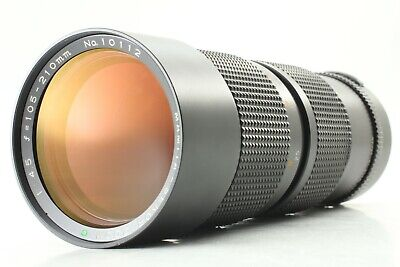 [Top Mint] Mamiya Sekor Zoom C 105-210mm F4.5 645 Telephoto Lens From JAPAN x148