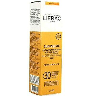 Lierac Sunissime BB fluide Protecteur anti-âge Global SPF30 40ml