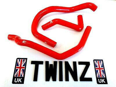 Fiat Coupe 2.0 20V Turbo Silicone Hose Crankcase Breather Kit Red Blue Yellow