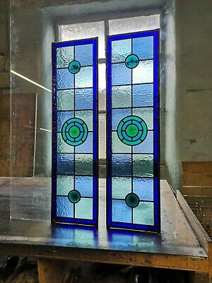 Stained Glass windows, Traditional door panels, made to measure