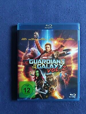 Marvel Guardians of the Galaxy - Teil: 2 (Blu-ray, 2017)