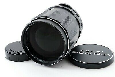Asahi Pentax SMC Takumar 135mm F/2.5 M42 Lens From Japan【Exc+++】#506380A