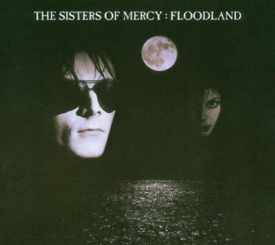 The Sisters of Mercy-Floodland CD / Remastered Album NEW